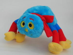Woolly And Tig Spider Woolly Plush Toy Kid's Gift