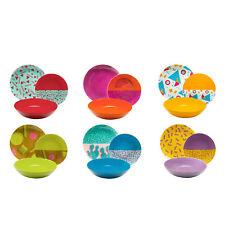 Excelsa Radical Servizio di piatti Multicolore