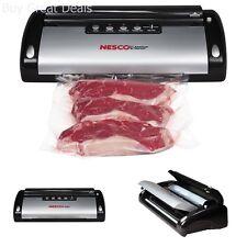 Vacuum Food Sealer Meat Packaging Machine System Storage Meal Sealing