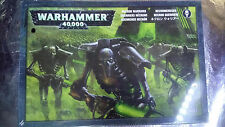* 49-06 GAMES WORKSHOP Necron Warriors