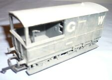 TRIANG OO GAUGE GWR TOAD BRAKE VAN 68538 LUDLOW WEATHERED