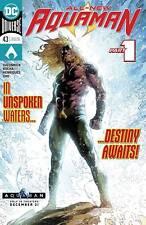 Aquaman #43 Destiny Awaits Part 1 Dc Universe Comic 1st Print 2018 unread Nm