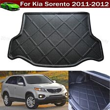 Car Boot Carpet Cargo Mat Trunk Liner Tray Floor Mat For Kia Sorento 2011-2012