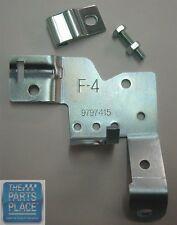 1968-69 Pontiac Firebird 400 Manual Throttle Cable Mounting Bracket On Intake