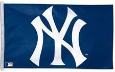 MLB New York Yankees 3 x 5 Banner Flag, New (Logo)