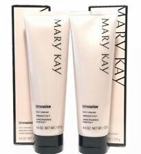 MARY KAY TimeWise 3-In-1 Cleanser Combination to Oily Skin - 4.5 oz - Pack of 2