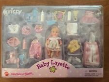 Krissy Baby Layette Sister Of Barbie 26572 NEW