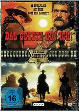 Das Gesetz bin ich - Die große Sheriff - Box (6 DVDs) 16 Filme - NEU & OVP