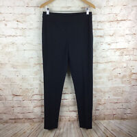 St. John Exclusively for Nordstrom Black Stretch Dress Pants Size 8