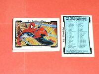 1990 TODD MCFARLANE SPIDER-MAN SERIES 2 COMIC 45 CARD SET! VENOM X-MEN!