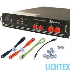 PYLONTECH US2000 48V LiFePO4 Lithium Eisenphosphat Photovoltaik Speicher System