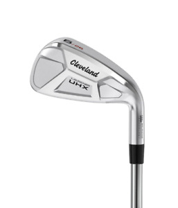 Cleveland UHX Mens Left Hand Iron Set - 4 to Pw FREE CUSTOM FIT AVAILABLE