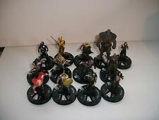 Heroclix Thor The Dark World CU Set 001 - 013 Thor Malekith 004 Loki more