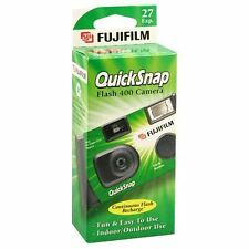 Fujifilm Quicksnap Flash 400 Single Use Disposable Camera Expired 2017 Kids Fun