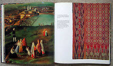 Russian kerchief and shawl  alboom aurora art publishers Leningrad book