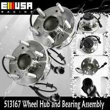 2 PCS Front WHEEL HUB BEARING ASSEMBLY for 2000-2006 Lincoln LS 513167