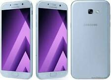 SAMSUNG GALAXY A7 2017 A720F DS DUAL SIM 32GB BLUE FACTORY UNLOCKED SMARTPHONE