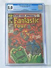 Fantastic Four Annual #6 - cgc 5.0 **KEY ISSUE**