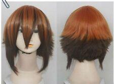 Cosplay Animation (Yu-Gi-Oh!) Jaden Yuki Wig +Gift Hairnet