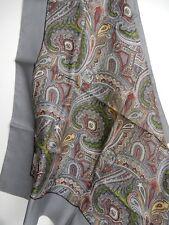 Vintage Liberty of London Scarf, Paisley Design