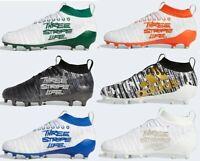 New Adidas Men's Adizero 8.0 Football Cleats 3-Stripe Life - Pick Size & Color!