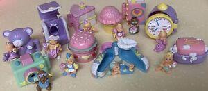 10 Vintage Mimi and the Goo Goos Lot - BlueBird Toys PLC - Polly Pocket Type