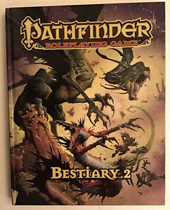 Pathfinder Roleplaying Game: Bestiary 2 - Hardcover Book 2012