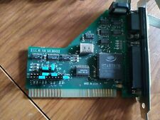 Startech 8 Bit XT/AT ISA Serial & Parallel Communcations Card