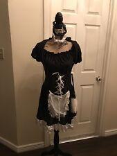 French maid Womens Medium Halloween Custume