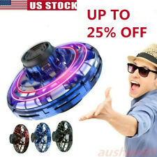 Flynova Flying Helicopter Mini Drone UFO Infraed Induction Aircraft Quadcopter