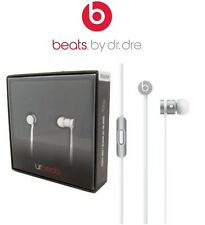 Genuine Urbeats 2 Dr Dre In Ear Earphones Headphones in Retail Boxed UK - SILVER