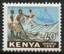 Mint Never Hinged/MNH Postage Kenyan Stamps (1963-Now)