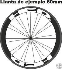 Pegatinas/vinilos para llantas hed  vinilos adhesivos stickers decoración bicis