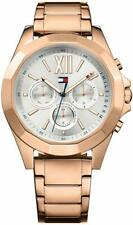 Tommy Hilfiger Chelsea Silver Dial Stainless Steel Ladies Watch 1781847