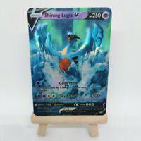 Shining Lugia V - Custom Pokemon Card