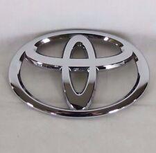 TOYOTA TRUNK EMBLEM GENUINE OEM REAR CHROME T BADGE back hatch sign symbol logo