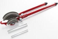 Rohrbiegegerät Rohrbieger Rohr Bieger 15 - 22 mm NEU inkl. 2 Schiennen