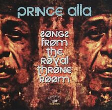 Prince Alla - Songs From The Royal Throne Room [CD]