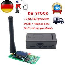 MMDVM Hotspot Module +OLED +Antenna Case Support P25 DMR YSF for Raspberry pi DE