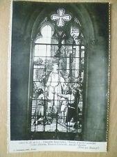 Postcard- DREUX, Chapelle Saint Louis-Vitrail d'apres Larivviere,Sainte Adelaide