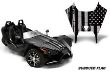 AMR Racing Polaris Slingshot SL Roadster Hood Graphic Wrap Decal 2015-16 SUBD