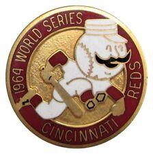 VINTAGE ORIGINAL 1964 CINCINNATI WORLD SERIES PIN (BALFOUR)