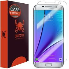 Skinomi Clear Screen Protector For Samsung Galaxy S7 Edge CASE FRIENDLY