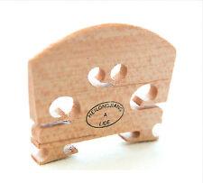 Violin Bridge 4/4 Size Maple Wood