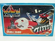 VINTAGE 1984 VOLTRON DEFENDER OF THE UNIVERSE SKULL TANK FACTORY SEALED TOY