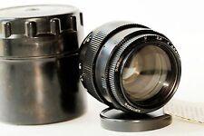 JUPITER-9 85mm f/2 Russian USSR sonnar f2.0 lens M42 dslr Sony Nex Pentax Canon