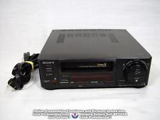 SONY EV-A50 Video8 8mm VCR Editing Player - 90 Days Wrty