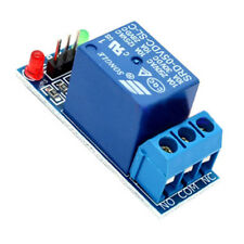 2PCS 1 Channel DC 5V Relay Switch Module for Arduino Raspberry Pi ARM AVR F6V5