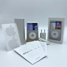  Apple iPod Classic 7th Generation 160gb Silver Like a New Collector's ★★★★★