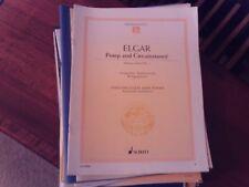 Elgar, arr Birtel: Pomp and Circumstance, No. 1, cello & piano (Schott)